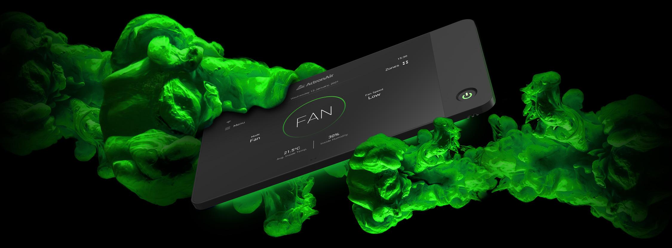NEO-Black-Controller-Ink-Splash-Fan